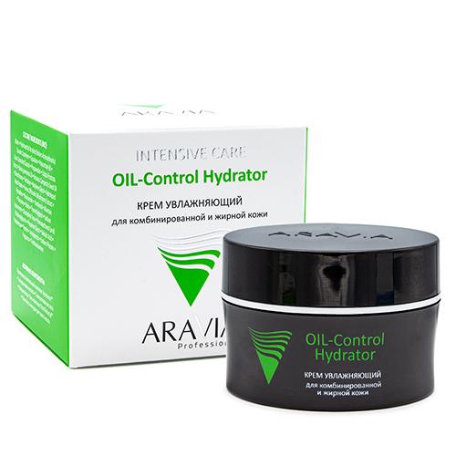 Купить Aravia Professional Крем увлажняющий для комбинированной и жирной кожи OIL-Control Hydrator, 50 мл (Aravia Professional)