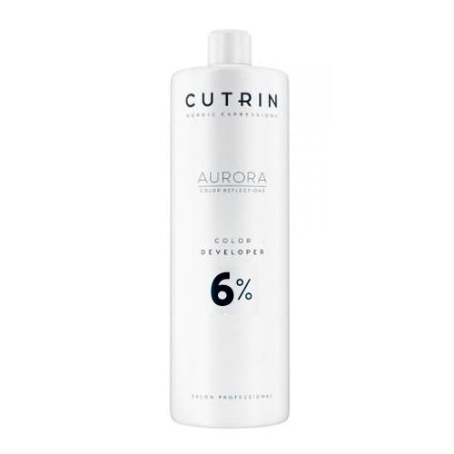 Купить Cutrin Окислитель Color Developer 6%, 1000 мл (Cutrin, Aurora)