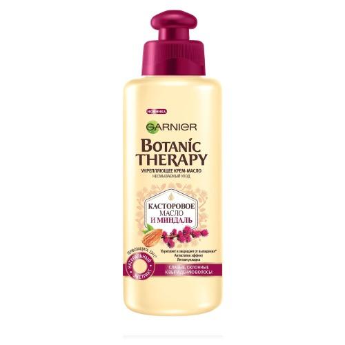 Купить Garnier Botanic Therapy Уход Касторовое масло и миндаль 200мл (Garnier, Botanic therapy)