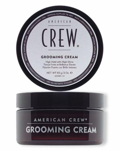 Купить American Crew Grooming Cream Крем для укладки волос сильной фиксации 85 мл (American Crew, Укладка и стайлинг)