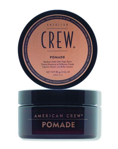 Купить American Crew Pomade Помада для укладки волос средней фиксации 85 мл (American Crew, Укладка и стайлинг)