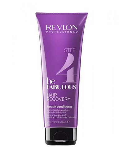 Revlon Professional Восстановление волос Шаг 4 кондиционер с кератином RP Be Fabulous, 250 мл (Revlon Professional, Уход за волосами Revlon) shy