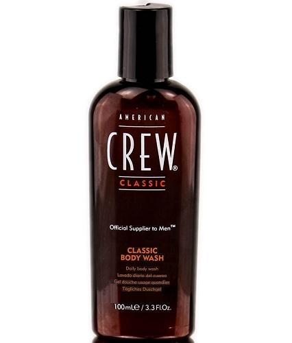 Купить American Crew WASH Гель для душа 100 мл (American Crew, Hair&Body)