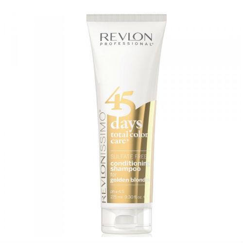 Купить Revlon Professional Шампунь-кондиционер для золотистых блондированных оттенков, 275 мл (Revlon Professional, Revlonissimo)