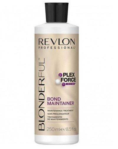 Revlon Professional Поддерживающий уход после обесцвечивания RP Blonderful Bond Maintainer, 250 мл (Revlon Professional, Уход за волосами Revlon) цена 2017
