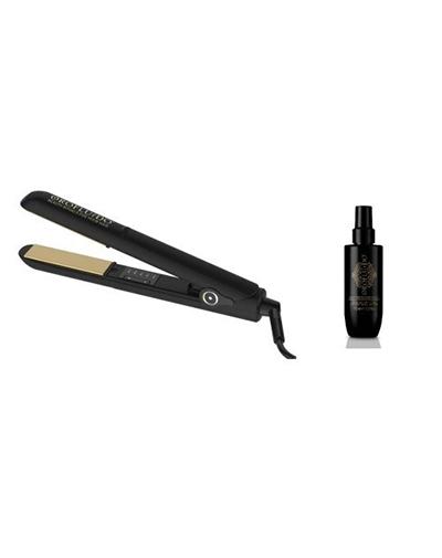 """заказать Набор """"Спрей для термозащиты волос 150 мл, выпрямитель для волос"""" (Стайлинг Orofluido)"""