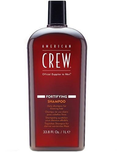 Купить American Crew Укрепляющий шампунь для тонких волос 1000 мл (American Crew, Ежедневный уход)
