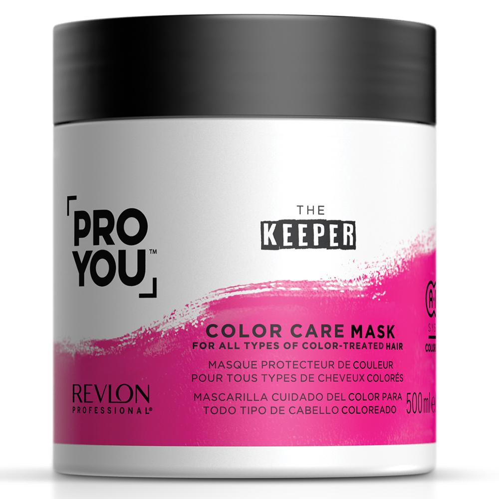 Купить Revlon Professional Маска защита цвета для всех типов окрашенных волос Color Care, 500 мл (Revlon Professional, Pro You)