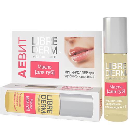 Купить Librederm Аевит масло для губ с роллером 7 мл (Librederm, Аевит)