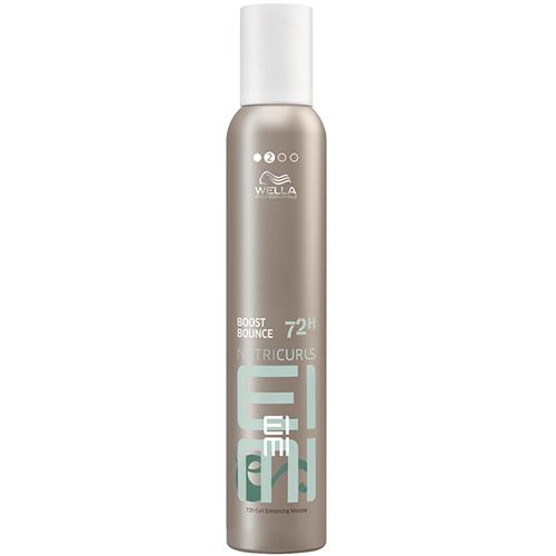 Купить Wella Professionals Спрей-мусс для укладки кудрявых волос Boost Bounce 72H Curl Enhancing Mousse, 300 мл (Wella Professionals, Стайлинг Eimi)