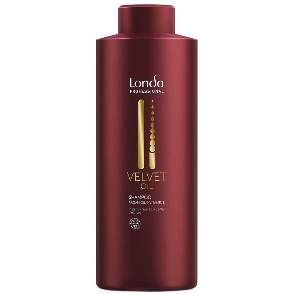 Купить Londa Professional Шампунь с аргановым маслом Velvet Oil, 1000 мл (Londa Professional, Velvet Oil)