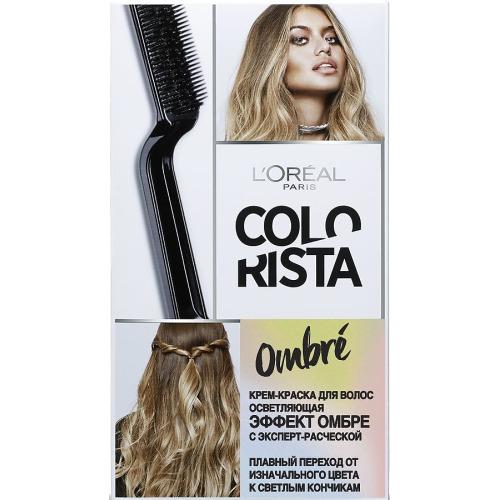 заказать Loreal Colorista Крем-краска для волос осветляющая эффект Омбре (Colorista, Крем-краска)