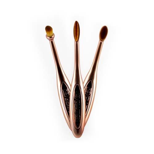 Купить Makeup Revolution Набор кистей для макияжа глаз Precision Eye Set (Makeup Revolution, Аксессуары)