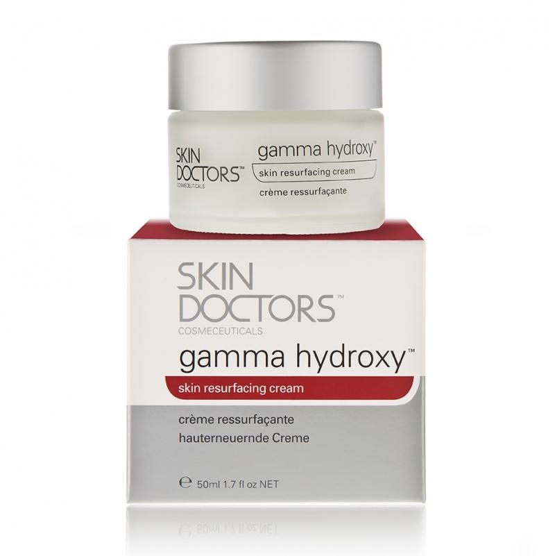 Купить Skin Doctors Обновляющий крем против морщин и видимых признаков увядания кожи лица, 50 мл (Skin Doctors, Gamma Hydroxy)