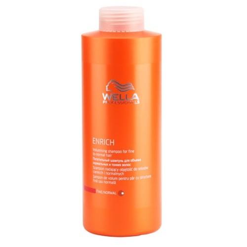 заказать Питательный шампунь для объема нормальных и тонких волос 1000 мл