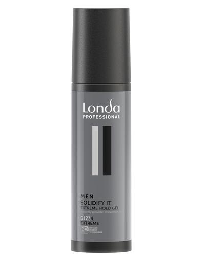 Londa Professional Solidify It Гель для укладки волос экстремальной фиксации 100 мл (Londa Professional, Укладка и стайлинг)