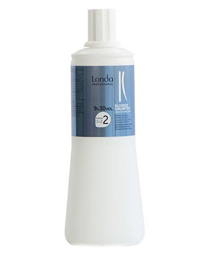 Londa Professional Blondes Unlimited Окислитель 9%, 1000 мл (Londa Professional, Окрашивание и осветление волос)  - Купить