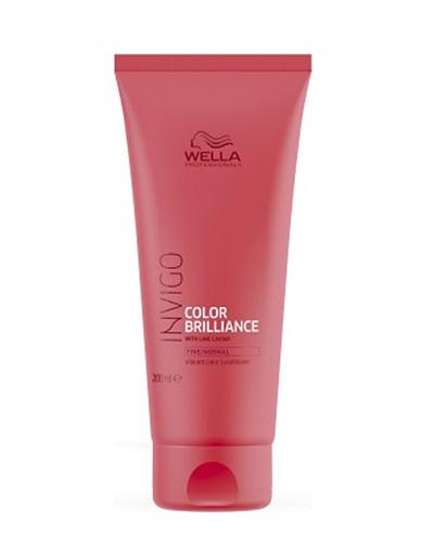 Купить Wella professionals Бальзам-уход для защиты цвета окрашенных нормальных и тонких волос, 200 мл (Wella professionals, Уход за волосами)
