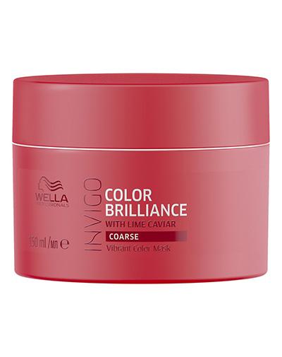 Wella professionals Маска-уход для защиты цвета окрашенных жестких волос Vibrant Color Mask, 150 мл (Wella professionals, Уход за волосами)