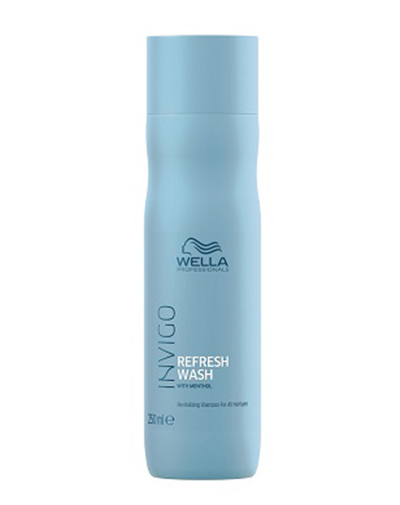 Купить Wella professionals Оживляющий шампунь для всех типов волос, 250 мл (Wella professionals, Уход за волосами)
