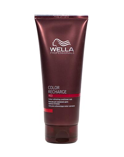 Wella professionals Оттеночный бальзам-уход для красных оттенков Red Recharge, 200 мл (Wella professionals, Уход за волосами)