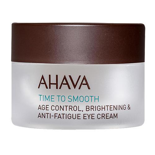 Купить Ahava Крем для век замедляющий возрастные изменения, придающий сияние и снимающий признаки утомления, 15 мл (Ahava, Time to smooth)