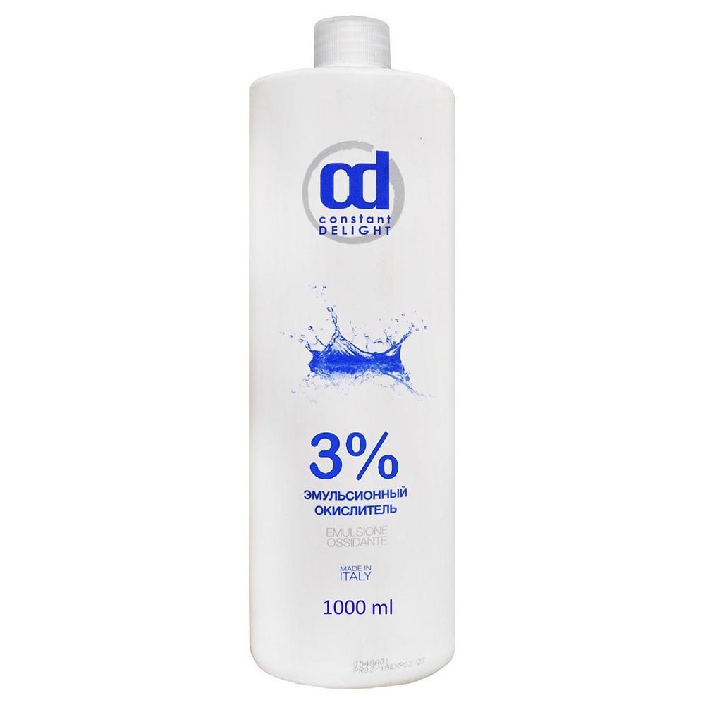 Constant Delight Эмульсионный окислитель 3%, 1000 мл (Constant Delight, Окрашивание) недорого