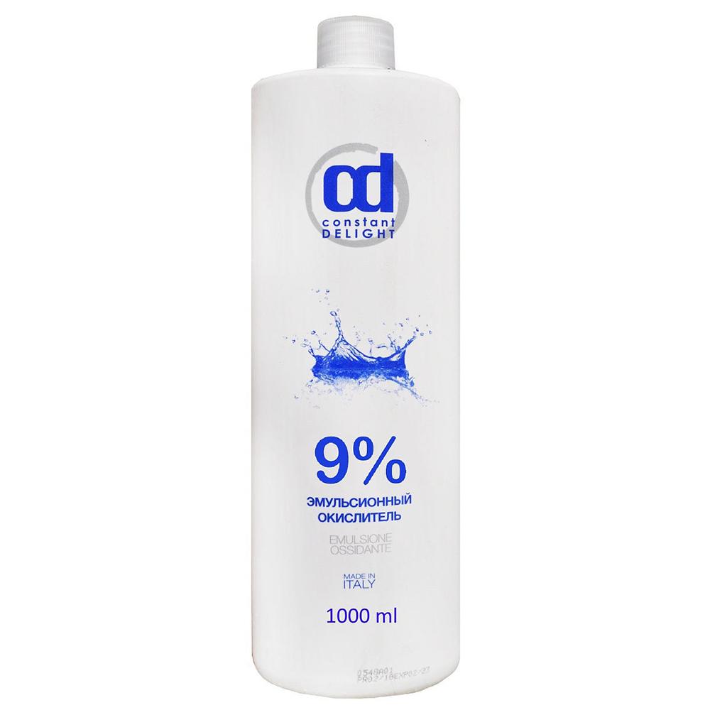 Constant Delight Эмульсионный окислитель 9%, 1000 мл (Constant Delight, Окрашивание) недорого