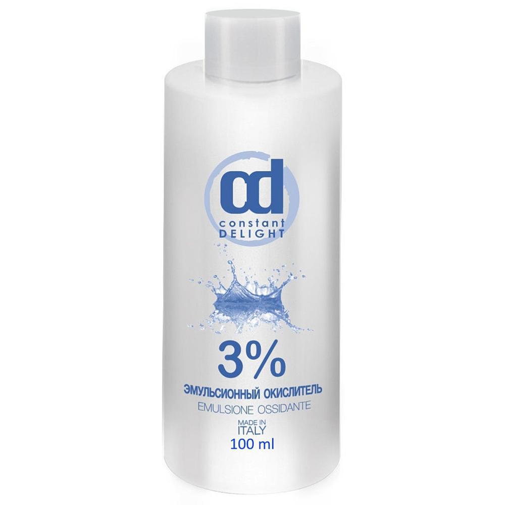 Constant Delight Эмульсионный окислитель 3%, 100 мл (Constant Delight, Окрашивание) недорого