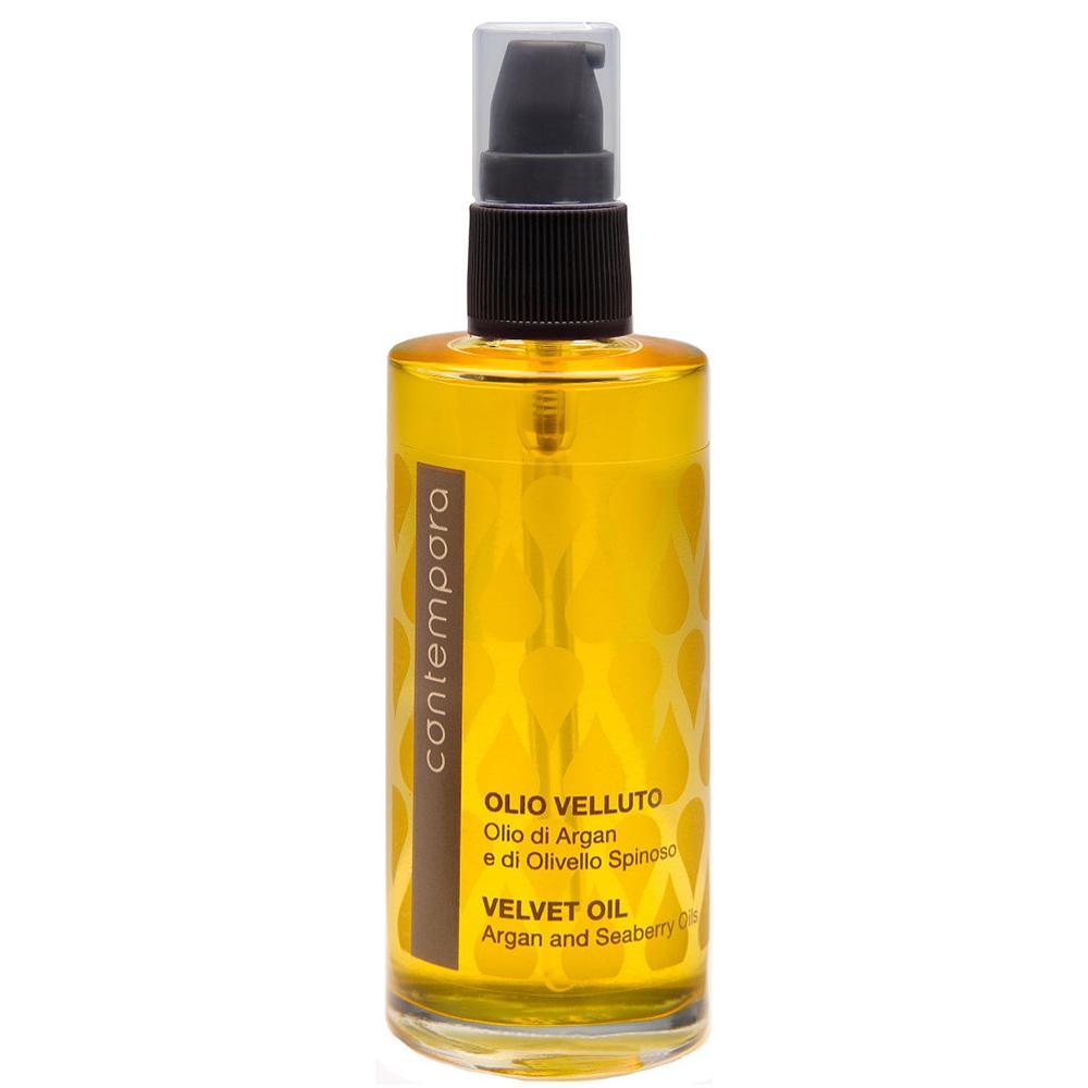 Купить Barex Разглаживающее масло Сияющий бархат Velvet Oil, 75 мл (Barex, Contempora)
