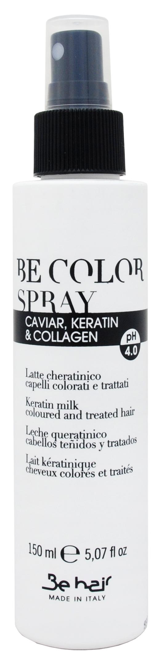 Купить Be Hair Молочко с кератином для окрашенных и поврежденных волос 150 мл (Be Hair, Be Tech)