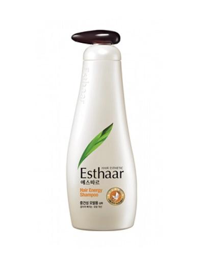 заказать Kerasys Шампунь Энергия волос (для нормальных и сухих волос) 500 мл (Esthaar Scalp)