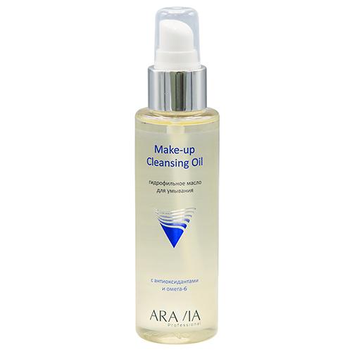 Купить Aravia professional Гидрофильное масло для умывания с антиоксидантами и омега-6 Make-up Cleansing Oil, 110 мл (Aravia professional, Aravia Professional)