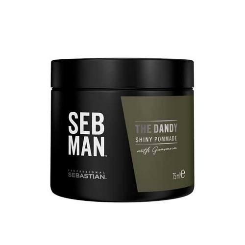 Купить Sebman Крем-воск для укладки волос легкой фиксации, 75 мл (Sebman, Укладка и стайлинг)