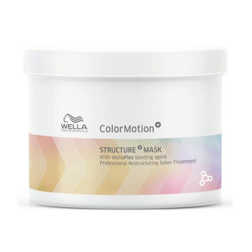 Купить Wella Professionals Маска для интенсивного восстановления окрашенных волос Color Motion+ Structure+ Mask, 500 мл (Wella Professionals, Уход за волосами)