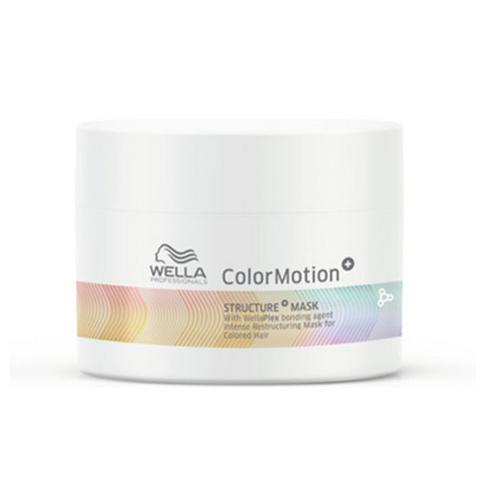 Купить Wella Professionals Маска для интенсивного восстановления окрашенных волос Color Motion+ Structure+ Mask, 150 мл (Wella Professionals, Уход за волосами)