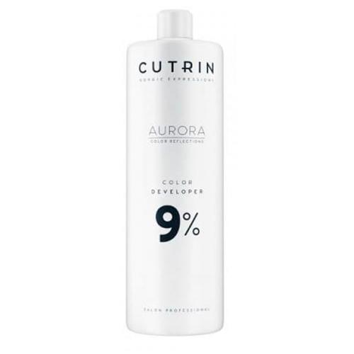 Купить Cutrin Окислитель Color Developer 9%, 1000 мл (Cutrin, Aurora)