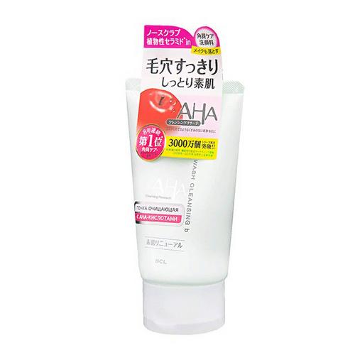 Купить Aha Пенка для лица очищающая с фруктовыми кислотами, 120 г (Aha, Sensitive)