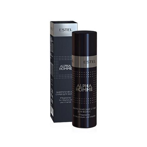 Estel Professional Энергетический спрей для волос 100 мл (Estel Professional, Alpha homme)