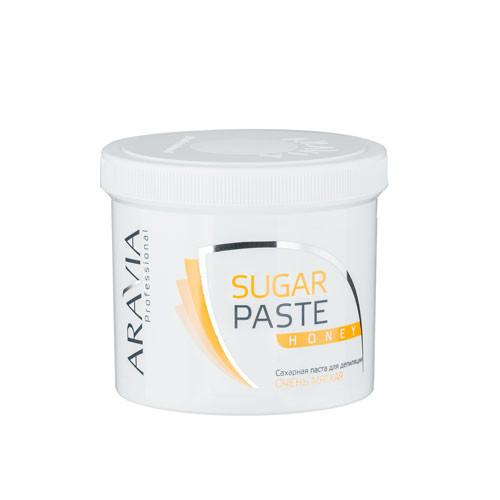 Купить Aravia professional Паста сахарная для депиляции Медовая очень мягкой консистенции, 750 г (Aravia professional, Aravia Professional)