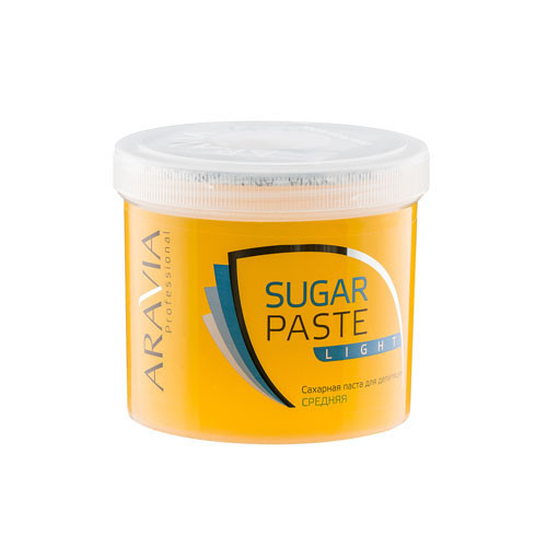 Купить Aravia professional Паста сахарная для депиляции Легкая средней консистенции, 750 г (Aravia professional, Aravia Professional)