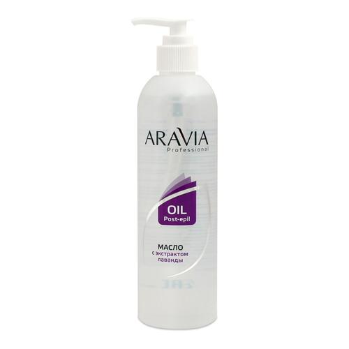 Купить Aravia professional Масло после депиляции для чувствительной кожи с экстрактом лаванды, 300 мл (Aravia professional, Aravia Professional)