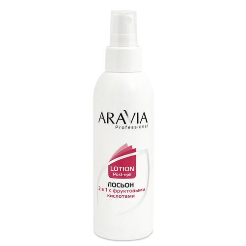 Купить Aravia professional Лосьон 2 в 1 от врастания и для замедления роста волос с фруктовыми кислотами, 150 мл (Aravia professional, Aravia Professional)