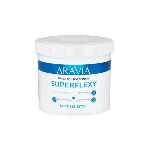 Aravia professional Паста для шугарингаSuperflexy Soft Sensitive, 750 г (Aravia professional, Домашний шугаринг)