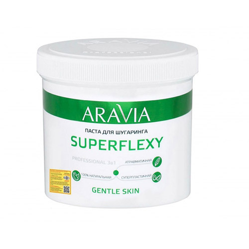 Купить Aravia Professional Паста для шугаринга Superflexy Gentle Skin, 750 г (Aravia Professional)