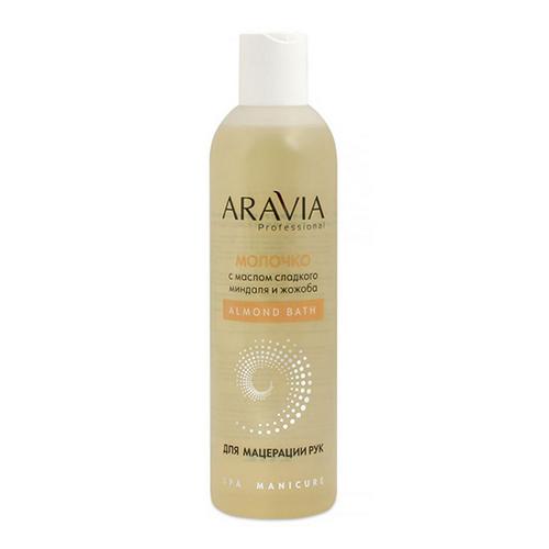 Купить Aravia professional Молочко с маслом миндаля и жожоба для мацерации рук Almond Вath, 300 мл (Aravia professional, Aravia Professional)
