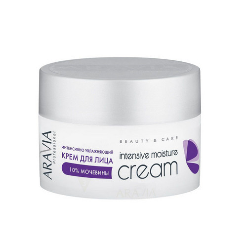 Купить Aravia professional Крем для лица интенсивно увлажняющий с мочевиной Intensive Moisture, 150 мл (Aravia professional, Aravia Professional)