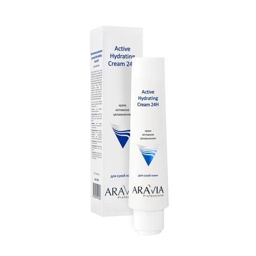 Купить Aravia professional Крем для лица активное увлажнение Active Hydrating Cream 24H, 100 мл (Aravia professional, Aravia Professional)