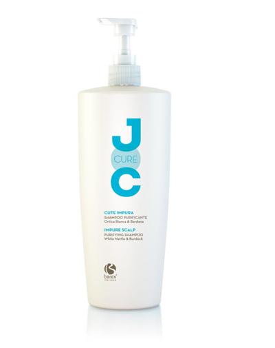 Купить Barex Очищающий шампунь c экстрактом белой крапивы 1000 мл (Barex, JOC)