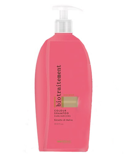 Шампунь для нейтрализации желтизны волос Brelil Colour Shampoo Sublimeches 1000 мл (Brelil professional, Biotraitement, Colour)